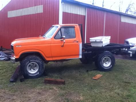 homemade 4x4 truck flatbed 4x4 build thread ford f150 forum community of