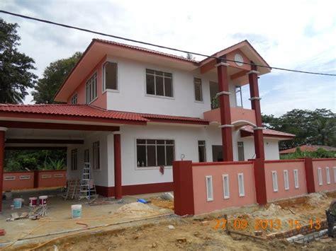 kos pembinaan rumah ini membina rumah impian dedawai berisi tips membina rumah di atas tanah sendiri