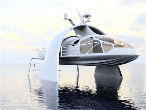 boat hull in fusion 360 trilobite swath yacht design concept autodesk online gallery