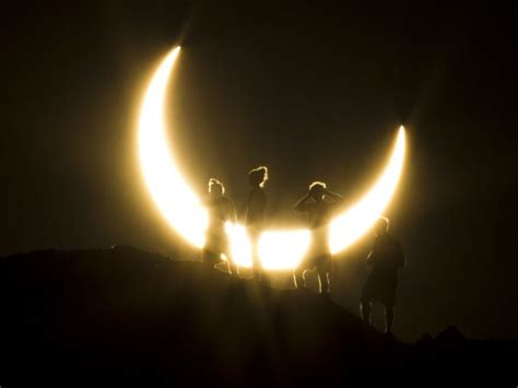 Pictures Of Last Eclipse
