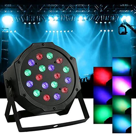 best dj lights 2017 top 10 best led dj stage lighting packages reviews 2017