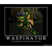 Transformers Beast Wars Waspinator