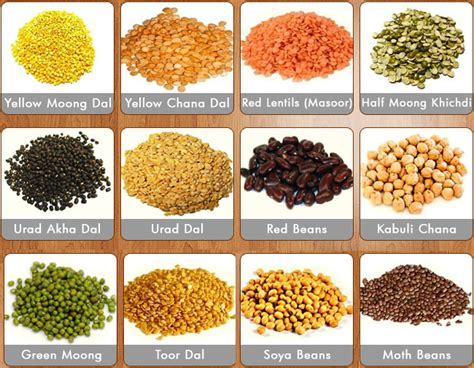 whole grains names in tamil products pulses