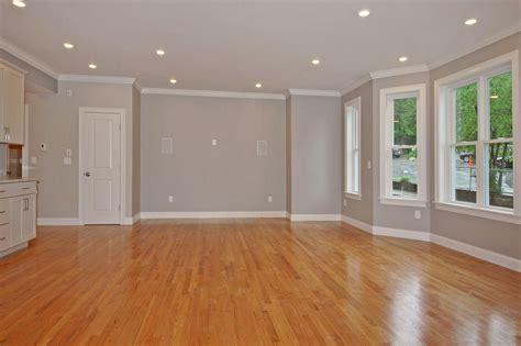 plain room living room kraus builders