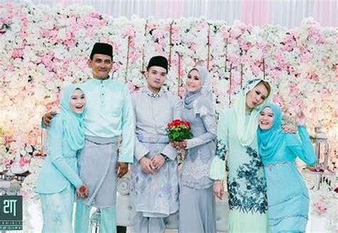 media malaya gosip artis malaysia terkini berita foto foto majlis pernikahan erin malek farriz fauzy