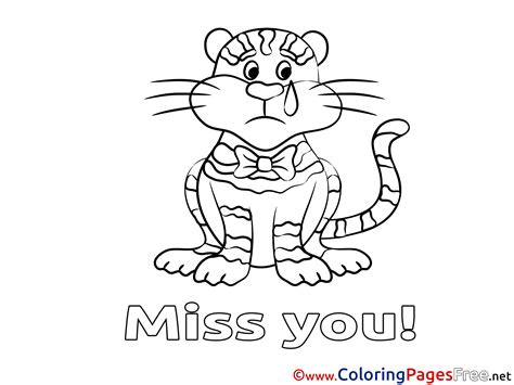 printable coloring pages miss you miss you coloring pages printable coloring pages