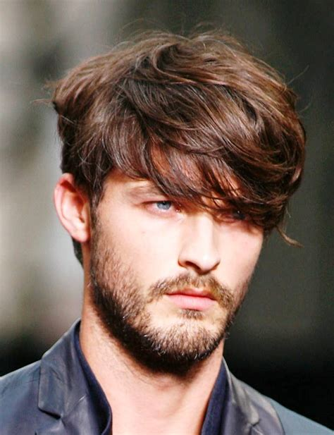 hombre short hairstyles 37 medium sized hair are popular among men hairstyles