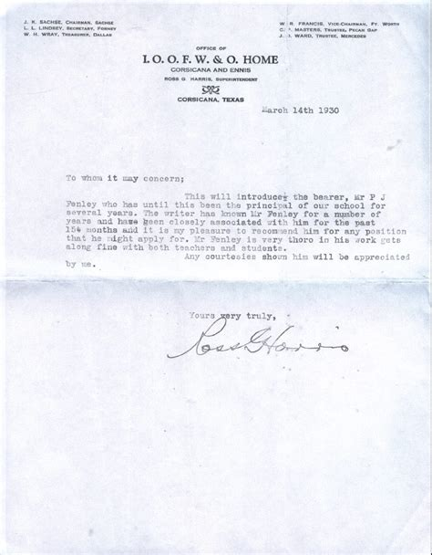 Letter Of Recommendation From College Dean Recently Added And Updated Files 2010