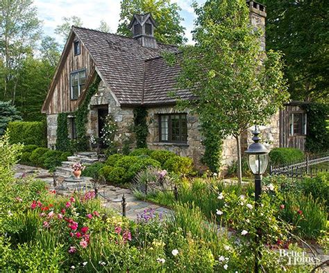 Rock Cottage Gardens by The Elements Of Cottage Garden Design Gardens