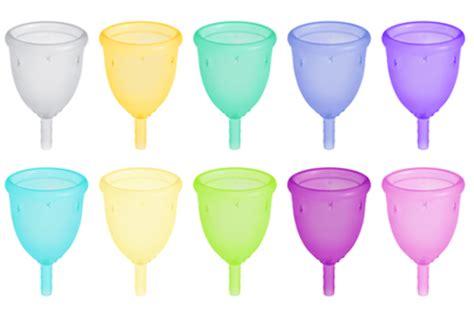 mooncup vs cup menstrual cups vs tons