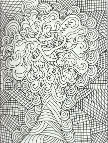 adults colouring pages 2