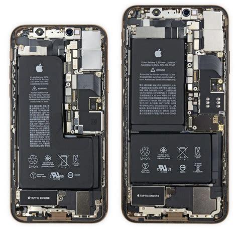 iphone xs max le cout des composants de lappareil estime   journal du geek