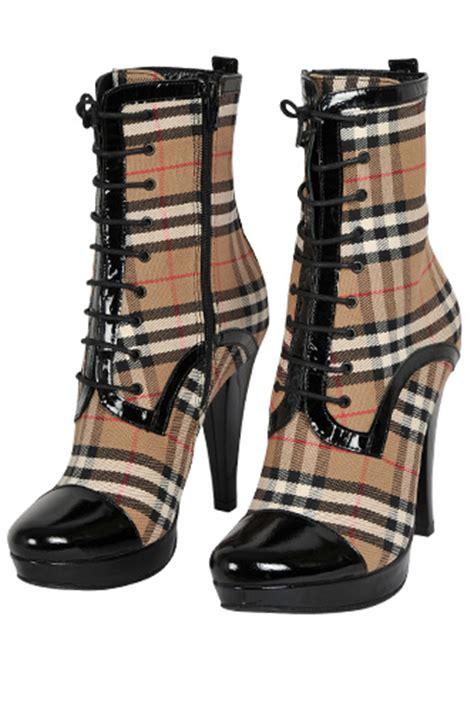 burberry high heel shoes designer clothes shoes burberry high heel