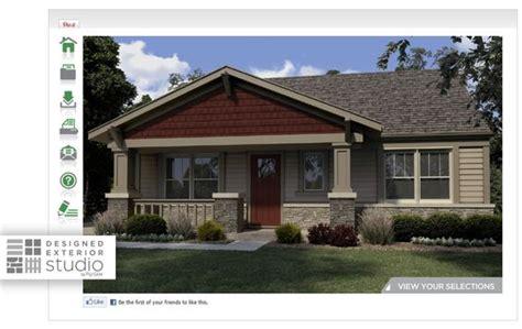 home exterior design tool home exterior designs