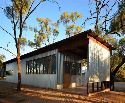 Wood Cabin Plans And Designs mallee bush retreat victoria australia adventure journal
