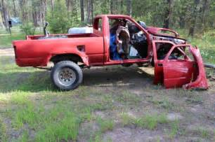 toyota dual transfer toyota 4x4 dual transfer crawler project for