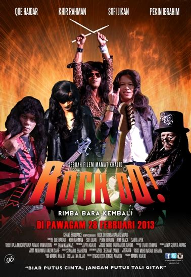 Film Malaysia Bara | movie reviews rock oo rimba bara kembali
