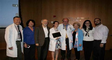 Columbia Mba Intern During Year by Dr Ani Nalbandian Named Columbia New York Presbyterian