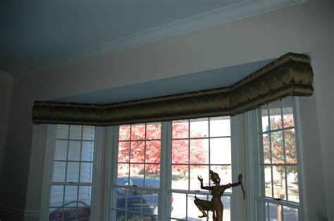 Window Valance Box Different Ideas For Dressing Bay Windows Interior Design