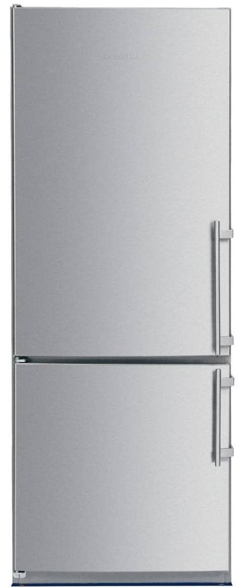 liebherr cs1611 30 inch counter depth bottom freezer