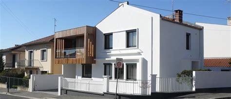Architecture ées 60 by Extension Bois Sur 233 L 233 Vation Maison Toulouse Launaguet