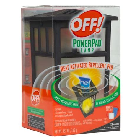 Powerpad L Refills by Sc Johnson 14157 Powerpad Mosquito L Powerpad
