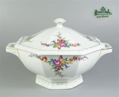 Rosenthal Dekore terrine rosenthal dekor samara porzellanmarke