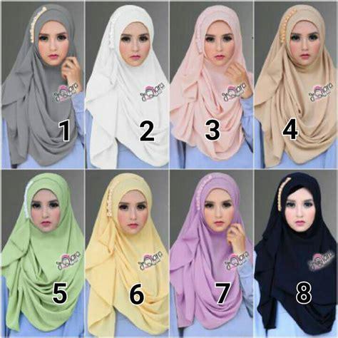 Jual Jilbab Langsung jual harga jual jilbab langsung pakai tazkia pearly by