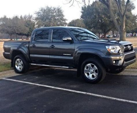 2014 Toyota Tacoma Trd Sport Sell Used 2014 Toyota Tacoma Trd Sport In Goldsboro