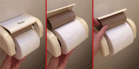 clever toilet paper holders clever japanese toilet paper holder keeps your fingers