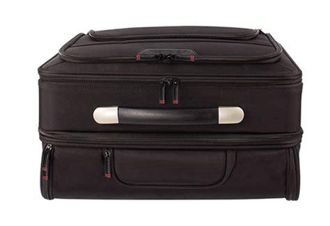 travel desk luggage sharper image