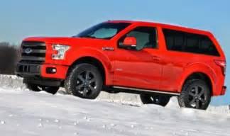 2015 Ford Bronco Release Date Seaspook February 2015