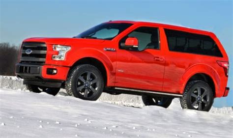 2015 Ford Broncos by Seaspook 2015 Ford Bronco Release Date Specs Price