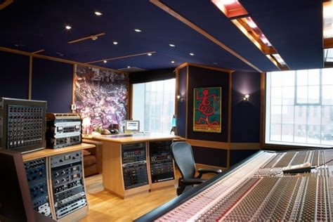 Ssl G Console At Hugh Padgham S Sofa Sound Studio West