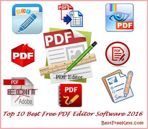 best program to edit pdf 10 best free pdf editor 2017 to edit pdf files fast