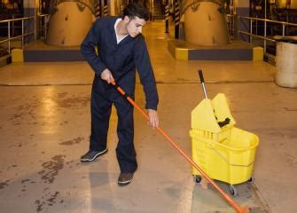 janitors and building cleaners occupational outlook