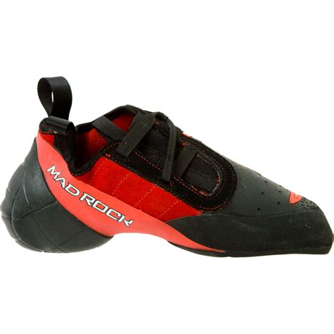 rock climbing shoes for mad rock con tact climbing shoe s backcountry