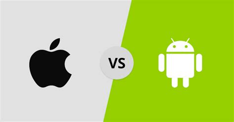 Ios Vs Android android vs ios whom to choose concetto labs
