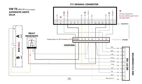 vw transporter t5 headlight wiring diagram wiring diagram