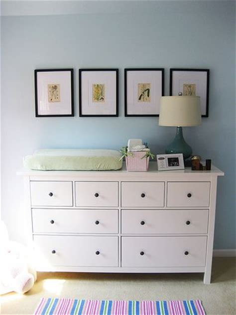 Dresser Changing Table Ikea Hemnes Dresser As Changing Table Baby On The Way