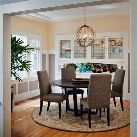 craftsman dining room   table hgtv