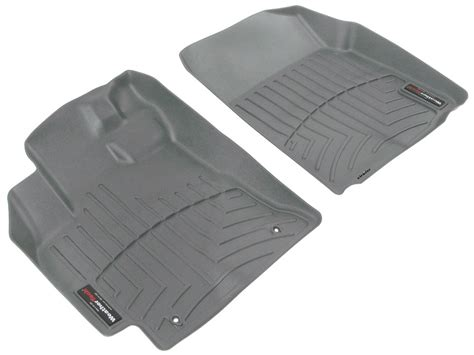 Toyota Weathertech Floor Mats by Weathertech Floor Mats For Toyota Corolla 2010 Wt461861