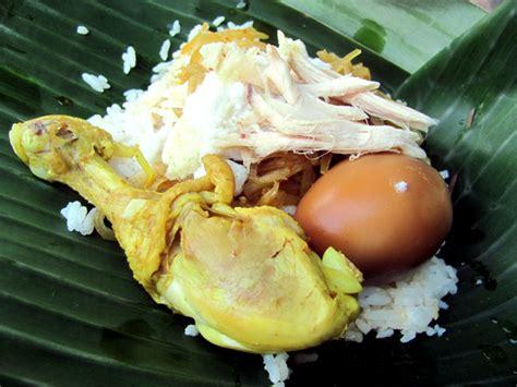 nasi liwet wongso lemu kenikmatan masakan khas kota