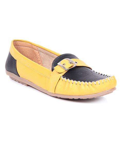 yellow flat shoes for ten yellow flat shoes price in india buy ten yellow flat