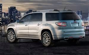 Buick Trucks And Suvs 2012 Gmc Acadia Denali Price Specs Features Autos Post