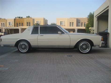 chevrolet caprice questions modern new engine in my 1984