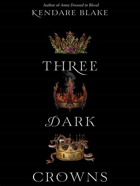 three crowns by kendare stay bookish