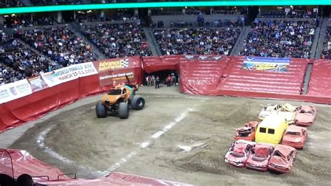 monster truck show in denver scooby doo monster truck freestyle monster jam denver 2013