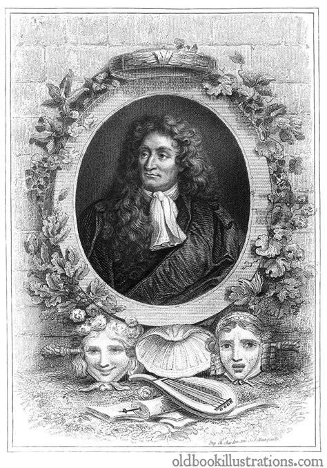 Jean de La Fontaine – Old Book Illustrations