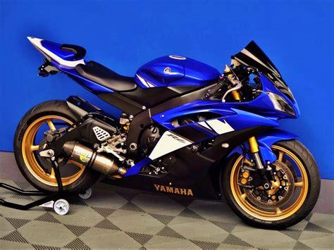 Motorrad Auspuff Yamaha R6 by Motorrad Occasion Kaufen Yamaha Yzf R6 Leo Vince Vogel